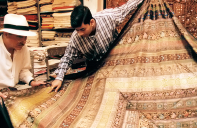 Textiles India – The J Peterman Company – Peterman's Eye