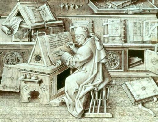 The Medieval Way To Protect A Library
