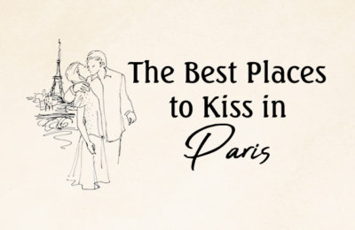 The Best Places To Kiss In Paris – The J Peterman Company – Blushing Polka Dot Blouse 2