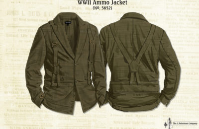 WWII Ammo Jacket – The J Peterman Company Featured2 Copy