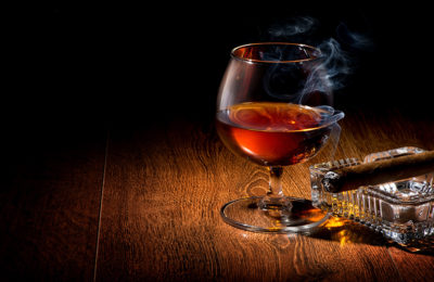 Cognac Cigars And Suez - The J Peterman Company - Peterman's Eye